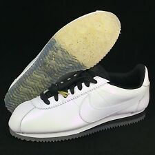 Nike Cortez XLV Unreleased Sample Size 9.5 Women White Gold Metallic 902854-100