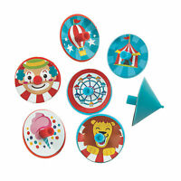 Carnival Spin Tops - Toys - 144 Pieces