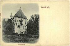 Innsbruck Österreich Tirol ~1900 Weiherburg Burg Castle Verl. Stengel ungelaufen