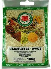 [ 100g ] NGR Sesamsamen WEIß / Sesam / White Sesame Seeds