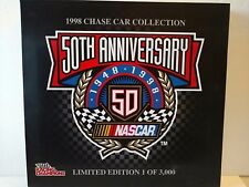 Nascar 1948 - 1998 50th Anniversary Diecast Chase Car Collection