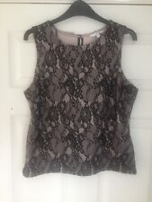 Top From New Look Size 14
