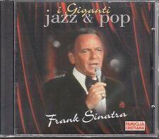 CD 1099 I GIGANTI DEL JAZZ E POP FRANK SINATRA