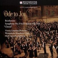 "Ode to Joy - Beethoven: Symphony No. 9 in D Minor, Op. 125 ""Choral"", New"