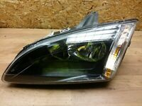 FORD FOCUS MK2 05-11 N/S NEARSIDE PASSENGER SIDE LEFT HEADLIGHT 4M51-13101-KD