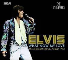 ELVIS PRESLEY - FTD CD  -  WHAT NOW MY LOVE  -  FTD CD