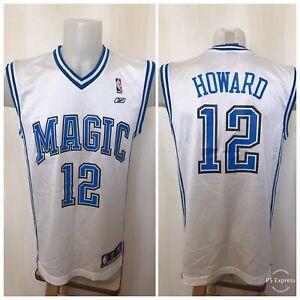 Orlando Magic #12 Dwight Howard Size S Reebok Basketball shirt jersey maillot