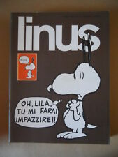 LINUS n°50 1969  B.C. di Johnny Hart  Dino Battaglia  [G425] OTTIMO