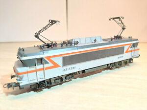 Locomotive ROCO SNCF BB7201 HO