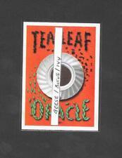 Brooke Bond Tea Card - PG Tips - Tea Leaf Oracle Card - Geese ,Bucket,Ivy,