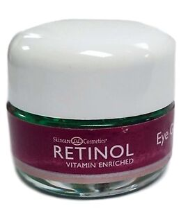 Skincare LdeL Cosmetics Retinol Eye Gel 0.7 OZ  Jar - Enriched With Vitamins