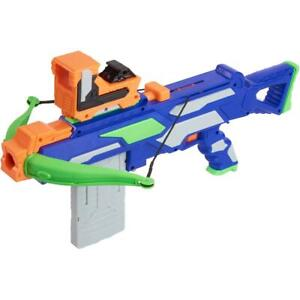 Adventure force crossbow with darts and clips, battery operated NEW