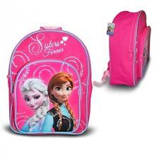 Disney Frozen Princess Anna Elsa Olaf School Bag Rucksack Backpack Brand New