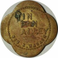 NEW YORK, NY., TIN PAN ALLEY TOKEN!   FF609UNX