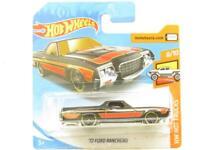 Hotwheels 72 Ford Ranchero HW Hot Trucks 29/250 Short Card 1 64 Scale Sealed New