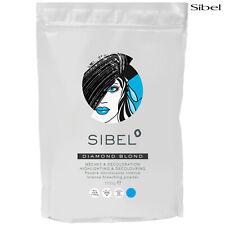 Sibel Diamond Blond Blue INTENSE Hair Bleaching/Lightening Powder 100g