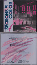Seasons in color-Nothin 'But NEW (1991) AOR, Channel 5, Dominoe, surprises, Toto
