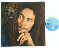 BOB MARLEY & THE WAILERS - Legend 1984 Reggae Vinyl LP Album BMW1 VG+/VG