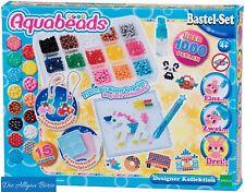 32578 Nachfüll Set Basteln Aquabeads Lila Perlen 600 Ersatzperlen Spielzeug