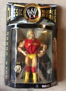 WWE Classic Superstars - Hulk Hogan-HULKAMANIA - Jakks Pacific - 2005 - Unopened