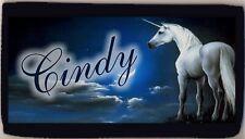 New ListingPersonalized Custom Unicorn Mythical Fantasy Magical Checkbook Check Cover New