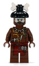 BN LEGO Minifigures Pirates of the Carib mini figure Cannibal island man voodoo