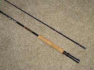 "Fly Rods,Ugly Stik FY1100 2pc 8'6"" Fly Rod,Ugly Stik Rods,Fishing Rod MADE IN US"