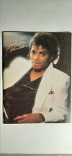MICHAEL JACKSON THRILLER LP BOOKLET SHEET MUSIC (66 PAGES)  ITALY