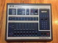 E-mu SP-12 Turbo Emu Sampler Drum Machine