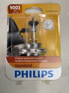 Headlight Bulb-Standard - Single Blister Pack Philips 9003B1