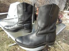 Red Wing 11-inch Pull-on Leather Boot # 1155 Soft Toe / US Men 13 B / Pre-owned