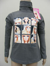 Barbie Novelty/Cartoon Long Sleeve Girls' T-Shirts & Tops (2-16 Years)