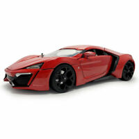 Fast & Furious 7 Lykan Hypersport 1:18 Model Car Diecast Vehicle Collection Gift