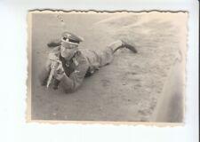 Elitesoldaten WW2 Foto Konvolut Einsatz Camo Tarn