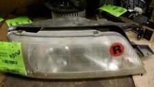 Passenger Headlight SE With Multi-reflector Lamp Fits 97-99 MAXIMA 162353