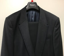 "Paul Smith NAVY BLUE PS Suit 100% Wool UK42 EU52 Chest 42"" Waist 38"""