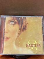 Martina by Martina McBride (CD, Sep-2003, RCA) Brand New
