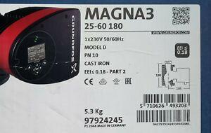 Grundfos Magna3 25-60 180