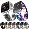 40/44mm Stainless Steel Band Strap for Apple Watch iWatch Series 5 4 3 2 38/42mm
