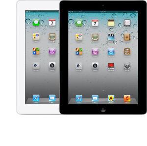 Apple iPad 2/3/4 Generation, 16GB, 32GB, 64GB, Wi-Fi, 9.7in