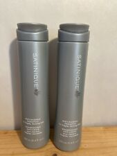 Amway Satinique Anti-Hairfall Shampoo For Fragile, Thinning Hair 9.4oz 2-Pack
