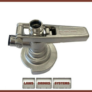 A Type System Keg Coupler / A Type Keg Connector / A Type Slide on - NEW