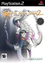 Shin Megami Tensei-Digital Devil Saga 2 pour PAL PS2 (NEW & SEALED)