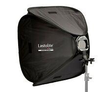 Lastolite Ezybox Hotshoe Portable Softbox 76 x 76cm + Bracket - Used Twice