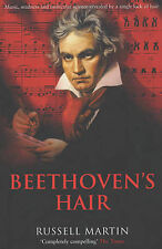 Very Good, Beethoven's Hair, Martin, Russell, Book