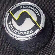 4 Stück Nabendeckel Nabenkappe Schmidt Revolution SC2 chrom