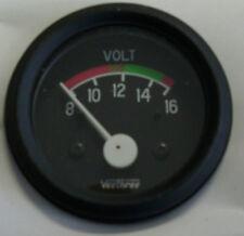 Voltmeter 8-16V Spannungs/ Batterieanzeige Spannungsmesser  160695