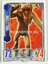 #080 Krillitane - Alien Attax Doctor Who