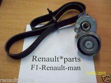 Renault Megane II 1.9 dCi aux Ventilador Tensor correa de cinturón
