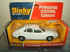"""DINKY TOYS MODEL No.123  AUSTIN PRINCESS 2200HL SALOON  """"WHITE VERSION""""    MIB"""